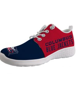 Columbus Blue Jackets Flats Wading Shoes Sport