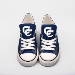 Connally Cadets Limited High School Students Low Top Canvas Sneakers