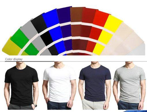 Cotton Casual Shirt White Top Annabelle Men s Pittsburgh Steeler Short Sleeve Sportsy Summer Tshirts Black 3