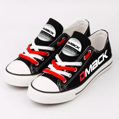 Custom DMACK WRT Fans Low Top Canvas Sneakers