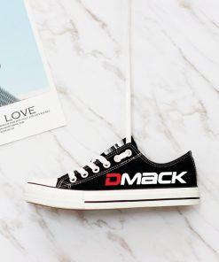 Custom DMACK WRT Fans Low Top Canvas Sneakers