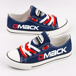 Custom DMACK WRT Fans Low Top Canvas Shoes Sport
