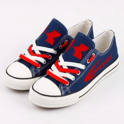 Custom KAWASAKI Fans Low Top Canvas Sneakers