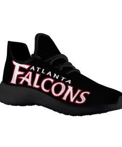 Custom Yeezy Running Shoes For Men Women Atlanta Falcons