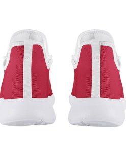 Custom Yeezy Running Shoes For Men Women Atlanta Falcons Fans