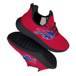Custom Yeezy Running Shoes For Men Women Buffalo Bills Fans