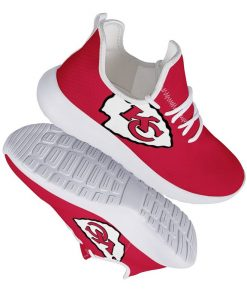 Custom Yeezy Running Shoes For Men Women Kansas City Chiefs