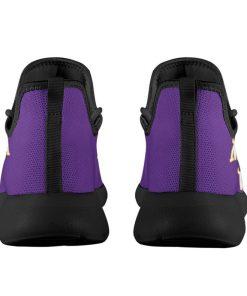 Custom Yeezy Running Shoes For Men Women Minnesota Vikings