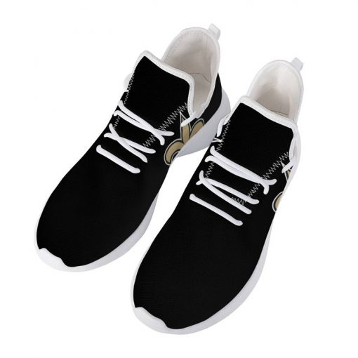 Custom Yeezy Running Shoes For Men Women New Orleans Saints