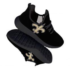 Custom Yeezy Running Shoes For Men Women New Orleans Saints
