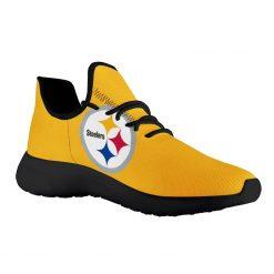 Custom Yeezy Running Shoes For Men Women Pittsburgh Steelers