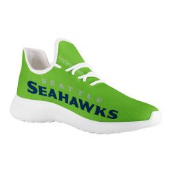 Custom Running Shoe For Men Women Seattle Seahawks