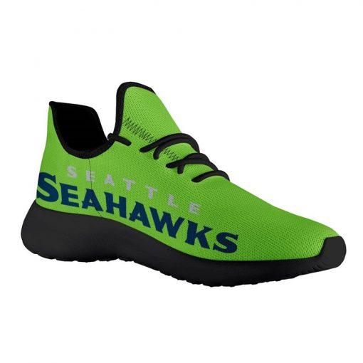 Custom Running Shoe For Men Women Seattle Seahawks