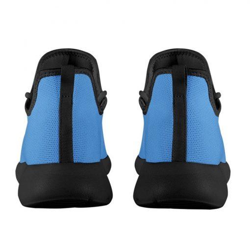 Custom Yeezy Running Shoes For Men Women Tennessee Titans