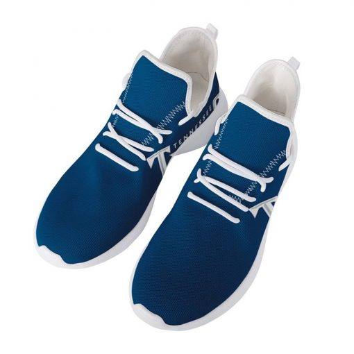 Custom Yeezy Running Shoes For Tennessee Titans Fans