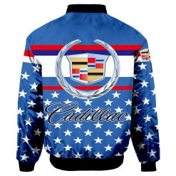 Customize Cadillac Bomber Jacket Men Women