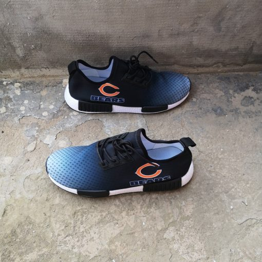 Chicago Bears Fans Women Men Draco Running Shoes Sport
