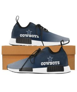 Customize Dallas Cowboys Fans Women Men Sport Sneakers