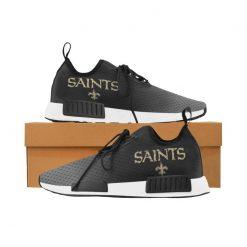 Customize New Orleans Saints Women Men Sport Sneakers