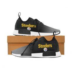 Customize Pittsburgh Steelers Fans Women Men Sneakers