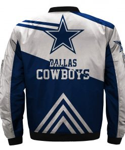 Dallas Cowboys Bomber Jacket Men Women
