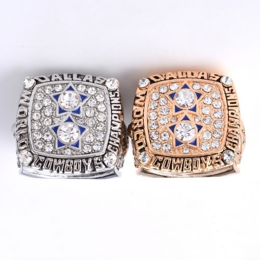 Dallas Cowboys 1977 Champion Ring-S