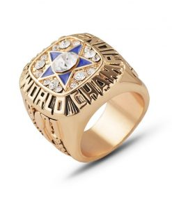 Dallas Cowboys 1971 Championship Ring-G