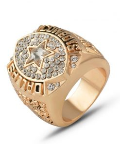 Dallas Cowboys 1992 Championship Ring-G