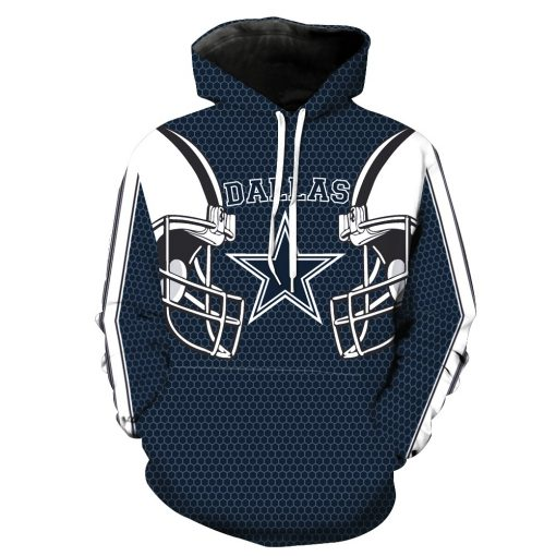 Dallas Cowboys Football Hoodies
