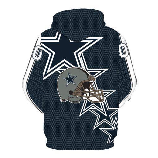 Dallas Cowboys Football Fans Hoodies