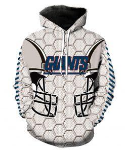 New York Giants Football Fans Hoodies