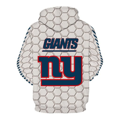 New York Giants Football Fans Hoodies