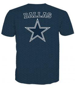 Dallas Cowboys Football Casual Tees Shirts
