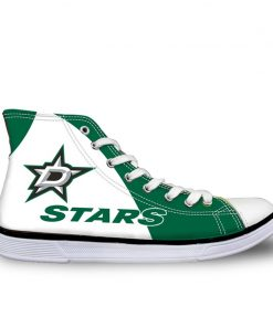 Dallas Stars Lace-Up Shoes Sport