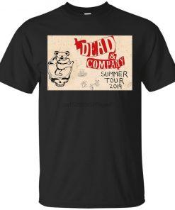 Dead and Company Shirt Summer Concert Tour 2019 Chicago Bear Grateful Dead Rock