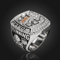 Denver Broncos 2015 Championship Ring-G