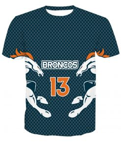 Denver Broncos Football Fans T-Shirt