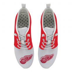 Detroit Red Wings Fans Flats Wading Shoes Sport