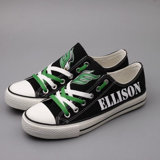 Ellison Eagles Limited High School Students Low Top Canvas Sneakers