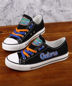 FloridaGators Limited Low Top Canvas Sneakers
