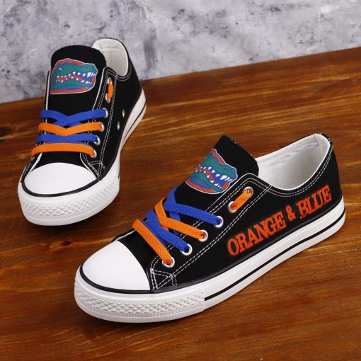 FloridaGators Limited Low Top Canvas Shoes Sport