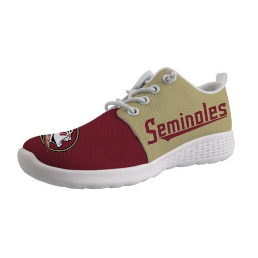 Florida State Seminoles Customize Low Top Sneakers College Students
