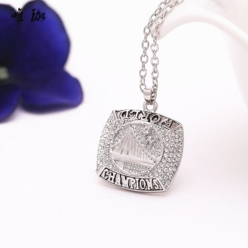 Golden State Warriors Championship Necklace