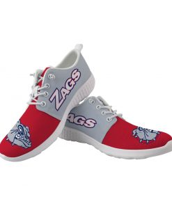 Gonzaga Bulldogs Customize Low Top Sneakers College Students