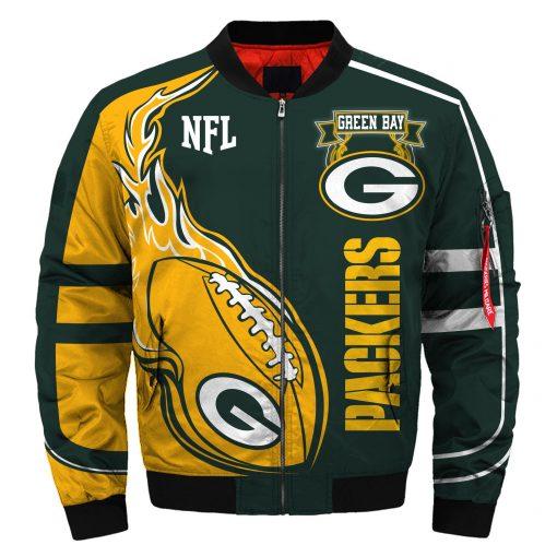 Packers Bomber Jacket Unisex