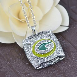 Green Bay Packers Championship Necklace