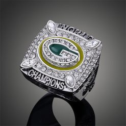 Green Bay Packers Aaron Rodgers Championship Ring-S