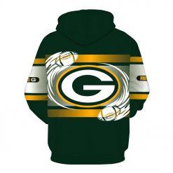 Green Bay Packers Football Fans Hoodies