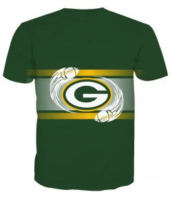 Green Bay Packers Casual T-Shirt