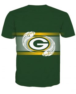 Green Bay Packers Casual T-Shirt